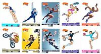 ♥ PITCH Cartes Collection SPORT de votre choix ♥