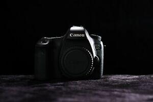 Canon EOS 6D 20.2MP 3in Digital SLR Camera - Black