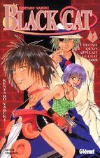 Collection complète de mangas Black Cat - 20 Tomes - Glénat