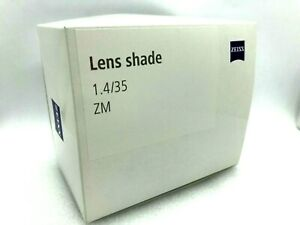 New Carl ZEISS Lens HOOD for Distagon T* 35mm f1.4 ZM Lens Shade Made in Japan