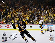 Penguins Evgeni Malkin Authentic Signed 11x14 Photo Autographed BAS