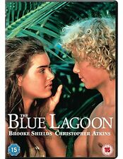 The Blue Lagoon [DVD] Brooke Shields, Christopher Atkins Brand New and Sealed