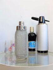 True vintage shaker shakers verre chrome 60er eisglas 60s pop art