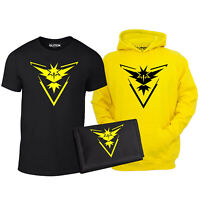 Kids Team Instinct Triple Pack - gamer go anime t shirt hoodie wallet gaming