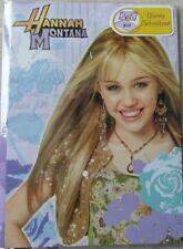 Disney Hannah Montana : Mappe mit Briefpapier + Umschlag  je 10 Stück , NEU,OVP