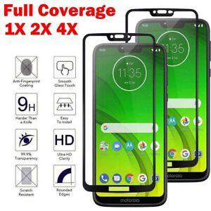 For Motorola Moto G7 Power / G7 Supra / G7 Optimo Maxx Tempered Glass Protector
