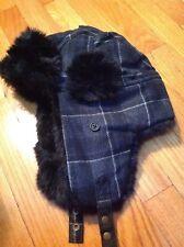 be8b07186eaff NWT Men s Apt. 9 Winter Plaid Trapper Hat