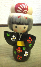 小芥子 KOKESHI DOLL - UMEGOROMO - Poupée japonaise FAIT MAIN - Made in Japan
