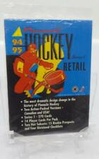 1994-95 Pinnacle Retail Edition Series 1 Unopened Hockey Promo / Sample Pack