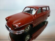 ELIGOR PANHARD BREACK PL 17 - RED 1:43 - EXCELLENT CONDITION - 1+2
