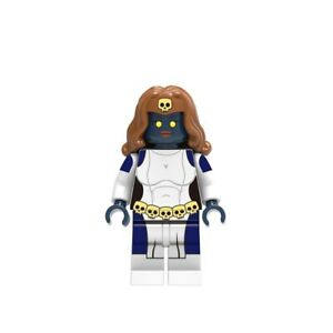 Minifigur / Figur - Mystique - Marvel X-Men - NEU - Lego kompatibel
