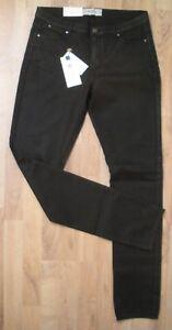 VERO MODA Blue Jeans Jeggins Hose XL 42 L34 NEU Stretch Slim Fit beschichtet TOP