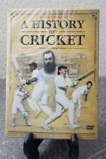A History of Cricket 2 DVD box set Marks & Spencer New factory sealed