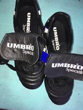 Umbro Speciali FG Memory Flex Sole Soccer Cleats Shoes K-Leather Sz 6.5