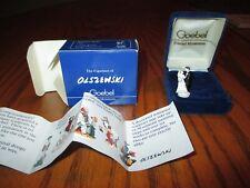 "Goebel Olszewski Women's Series ""I Do"" 615-P Box Artist Signed Mint"