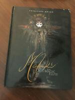 The Magic Flute by Edmund Shern and Yoshitaka Amano (2008, Hardcover)
