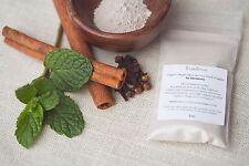 1oz SENSITIVITY Vegan Organic Fluoride Free Remineralizing Tooth Powder