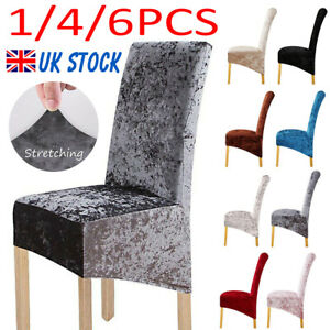 10/%OFF 100x Stretch Dining Chair Cover Washable Removable Slipcover Dinning Seat