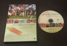Fuel Like A Champion: Young Athlete's Guide on What to Eat DVD sports nutrition