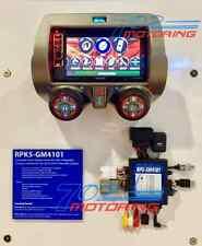 GM5201AB RPK5-GM4101 SINGLE DOUBLE DIN DASH KIT FOR 2010-2015 CHEVROLET CAMARO