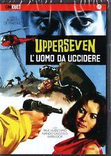 UPPERSEVEN L'UOMO DA UCCIDERE (1966 di Alberto De Martino) Paul Hubsch mid DVD