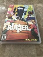 Runner 3 (Nintendo Switch, 2018) with extras - Fast Free Shipping