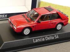 1/43 Norev Lancia Delta S4 1985 rot 785016