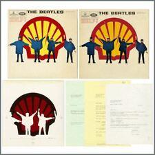 Beatles 1979 Help! Shell Promo Album, Original Artwork & Documents (Netherlands)