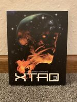 XTRO 3 Blu-Ray/DVD Vinegar Syndrome with Slipcover **BRAND NEW**