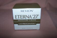 Revlon Eterna '27' Moisture Cream with Progenitin, 2 oz./56.7 g. NEW in Box HTF