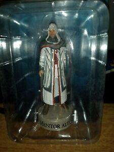 Assassins Creed HACHETTE figure MENTOR ALTAIR MINT UNOPENED