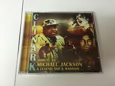 Tribute to Michael Jackson a Legend & A Warrior 2010 Clinark CD 884502790696