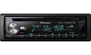 Pioneer DEHX8800BHS CD receiver w/ built-in HD Radio tuner and Bluetooth