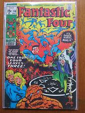 FANTASTIC FOUR #110  (MAY 1971,Marvel) FN+