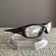 Liberty Sport Eyeglasses Eye Glasses Frames Morpheus Ii 53-17-130 Purple Wrap