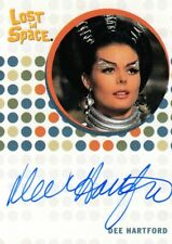 The Complete Lost in Space Dee Hartford as Verda Auto Card