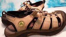 "Airwalk Childres Tan Walking Shoes (Size 6.5) ""Clean"""