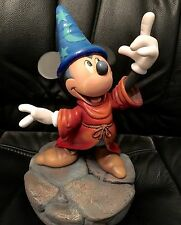 Disney Mickey Mouse Sorcerers Apprentice Markrita 2000 w Pin Collectible Retired