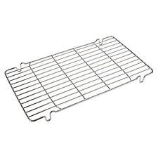 FORNELLO FORNO GRILL PAN Rack Scaffale vassoio griglia metallica alimenti riposare per Neff