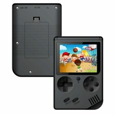 "Consola portatil 168 juegos arcade pantalla TFT 3"" CONSOLA RETRO Negra"