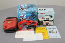 Canon Sure Shot A1 Underwater 35mm Point & Shoot Film Camera In Box