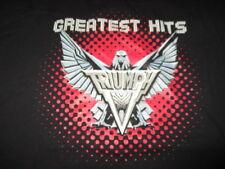 """TRIUMPH """"Greatest Hits"""" Concert Tour (LG) Shirt Rik Emmett Mike Levine Gil Moore"""