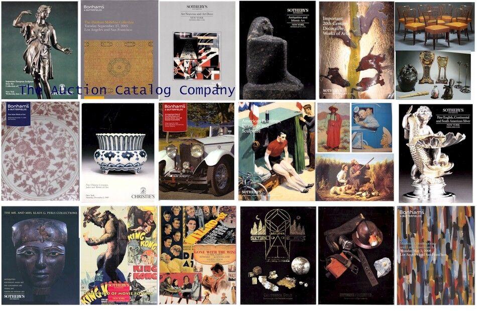 THE Auction Catalog Company