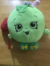 "Shopkins Apple Blossom Plush 13"" Just Play Valentine Red Heart Balloon NWT"