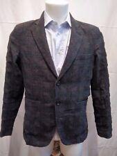 giacca jacket uomo pura lana Roland Haggiag taglia 46
