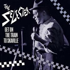 The Selecter(CD/DVD Album)Get On The Train To Skaville-Secret-SECDP126-New