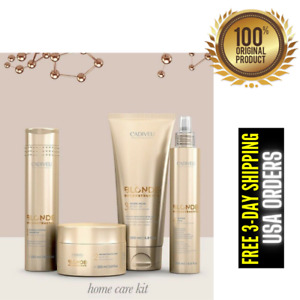 Cadiveu Professional Blonde Reconstructor Home Care Kit 3 Days Delivery