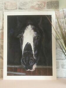 Horse Art Prints, Fine Art  Giclee Digital Prints