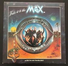 Aka The Max Demian Band  – Take It To The Max  LP AFL1-3273 / 1979 Rock