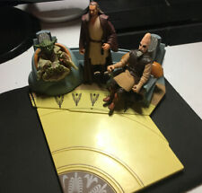 Hasbro Star Wars Jedi Council Set #1: Yoda, Qui-Gon Jinn, And Ki Adi Mundi 2004